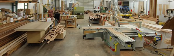 Kurkov Construction Company - Services - Cabinet Shop